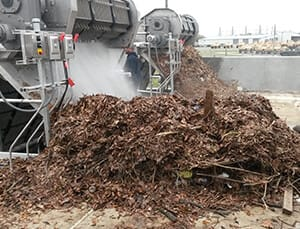Debris Removed From Water